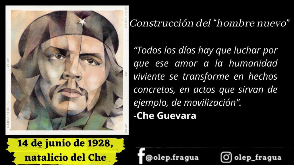 14 de junio de 1928, natalicio del Che